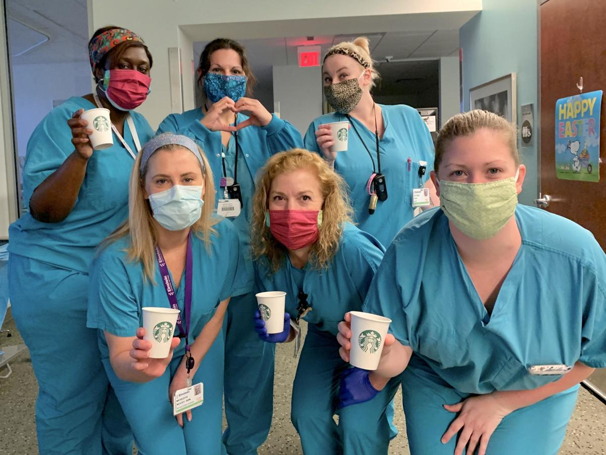 Einstein Medical Center Montgomery Nurses Asked for Homemade Masks and People from All Over Country – and Canada – Came Through