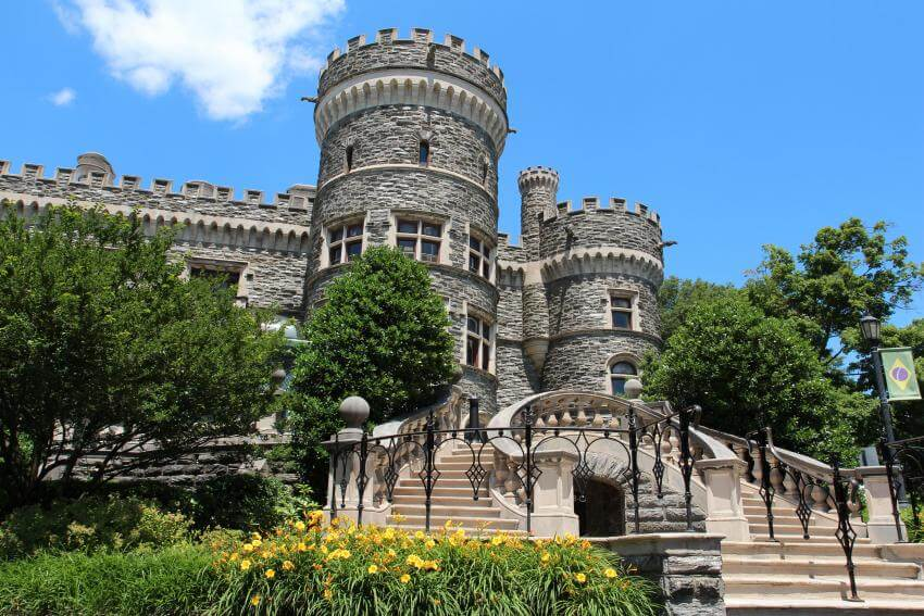 Arcadia University's Grey Towers Castle Voted Best Wedding Venue in Montco