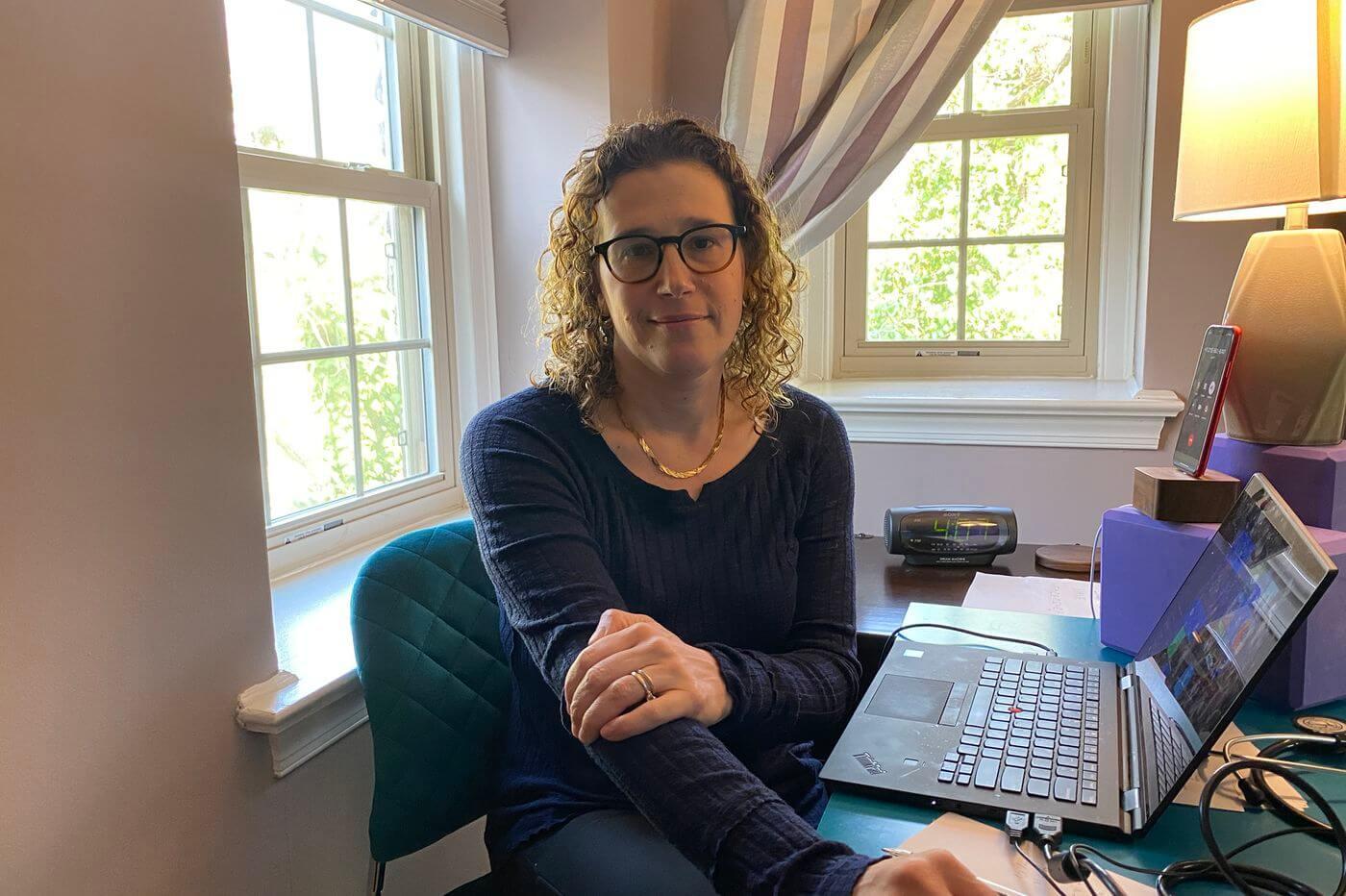 Bryn Mawr Doctor Recounts Her Struggle with Coronavirus
