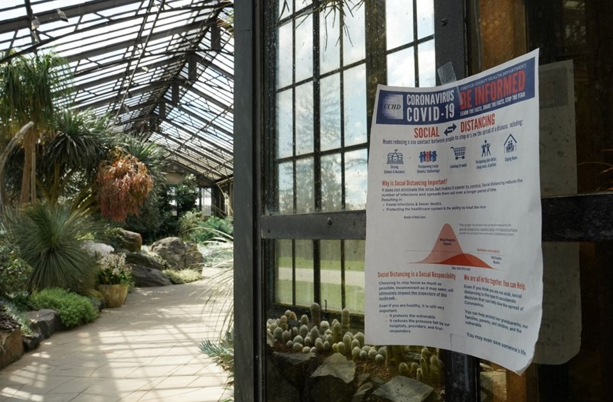 Small Number of Remaining Employees Makes It Difficult to Maintain Longwood Gardens