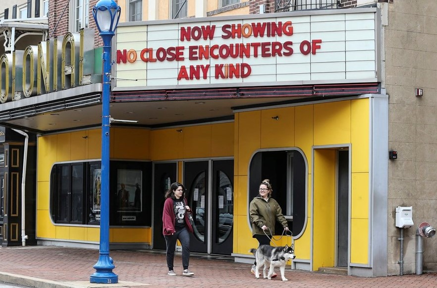 Entries Pour In for Colonial Theatre's 'Punny' Marquee Contest