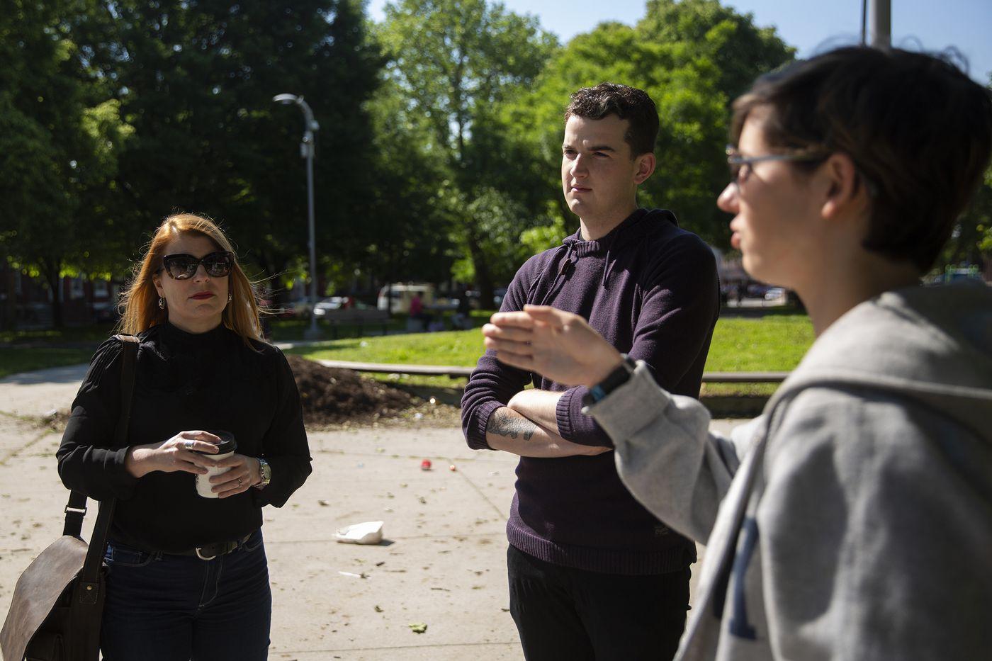 Villanova Professor and Her Students Are Advocating for Women in Prison