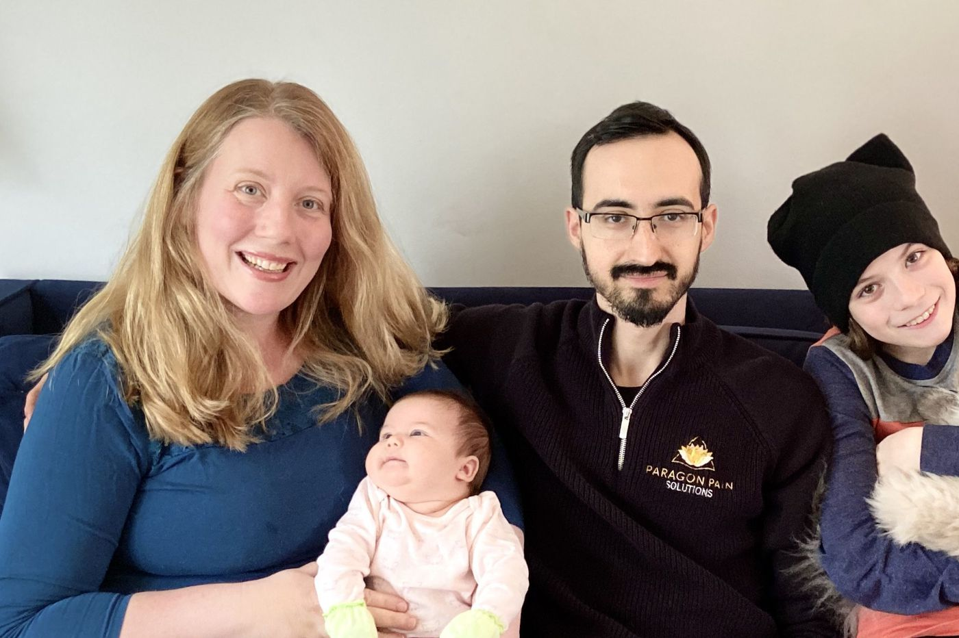 Unplanned Baby Brings Joy to Lafayette Hill Family