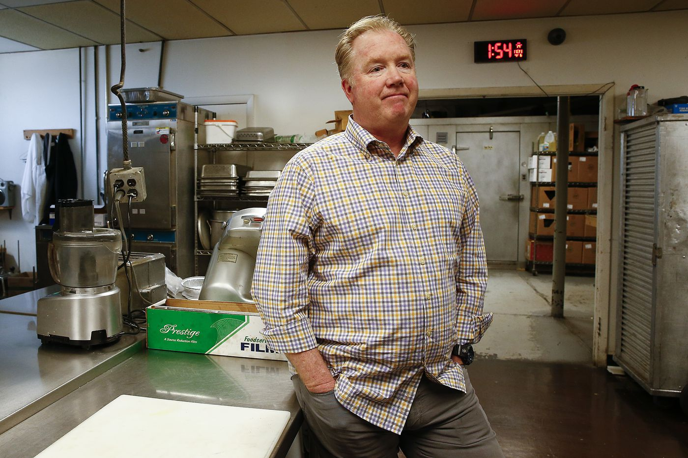 Third-Generation Willow Grove Catering Company Determined to Survive Current Crisis, Already Taking Orders for 2021