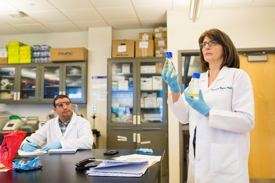 MCCC Professor to Promote Racial, Ethnic Diversity in Biopharmaceutical Industry with Help of New Grant