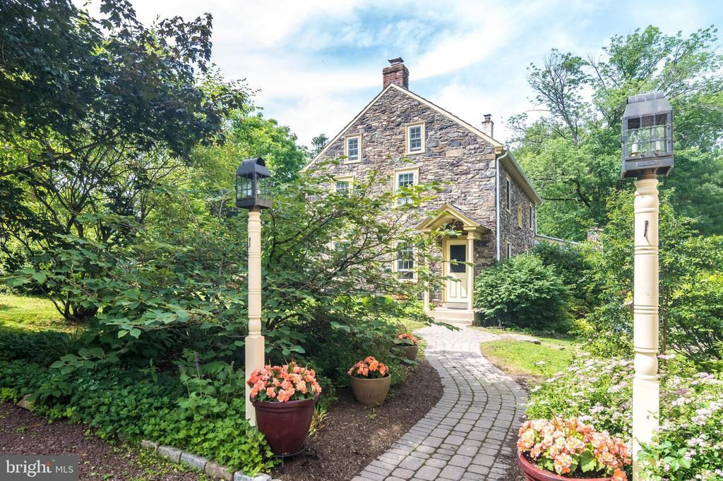 Malvern Bank House of the Week: Beautiful Historic Stone Farmhouse in Telford
