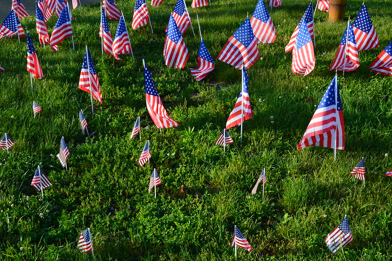 Blocked from Operating During Pandemic, Gilbertsville Flag Manufacturer Will Get a Chance to Distribute Flags Ahead of Memorial Day