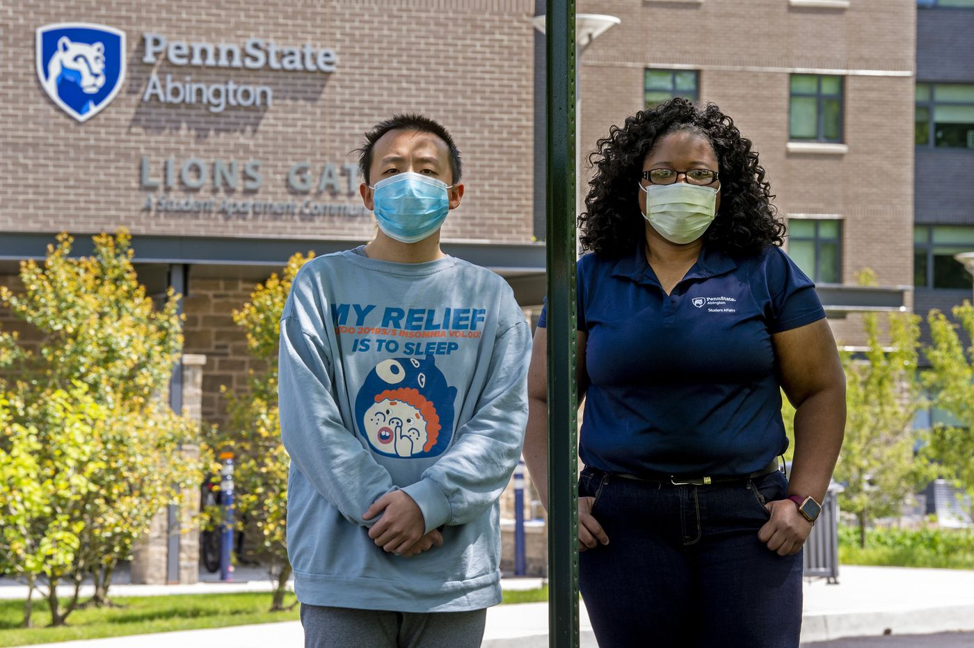 Foreign Students Who Could Not Go Home During Pandemic Still Residing on Campuses