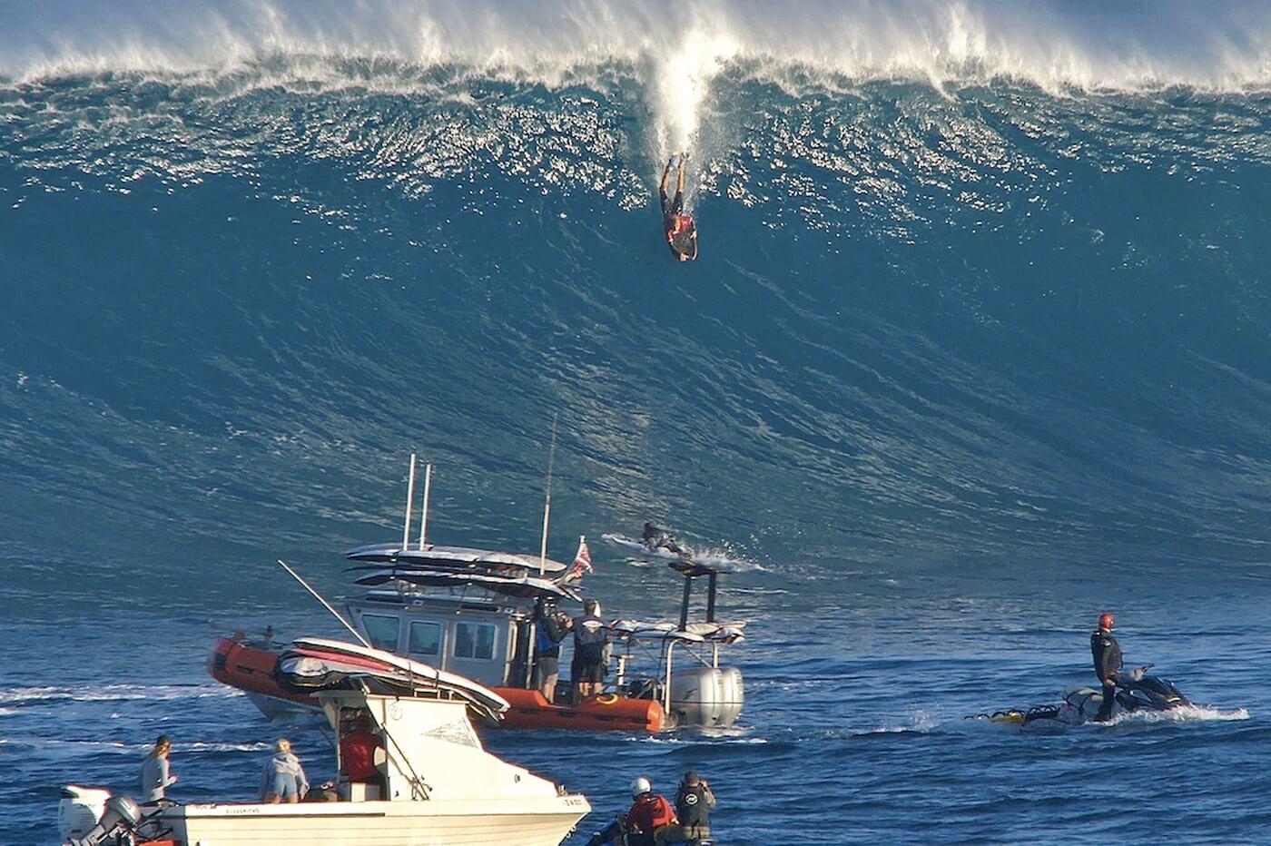 Ambler Bodyboarder Dominates Big-Wave World
