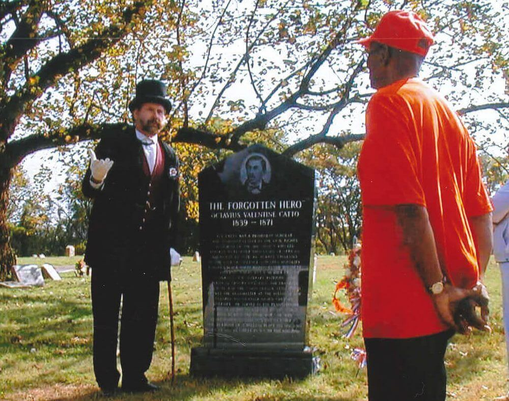 Philadelphia Magazine: Finding African American History at Delaware County's Eden Cemetery