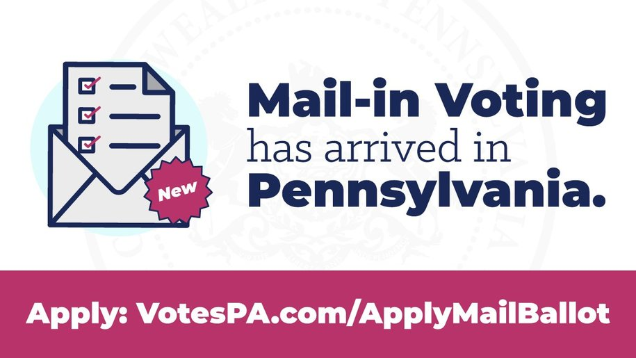 3 Options to Get A Mail-in Primary Ballot in Montgomery County
