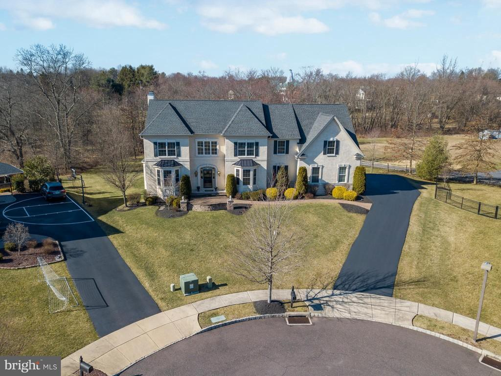 Malvern Bank House of the Week: Stunning Home with Private Cul-De-Sac Lot in Royersford