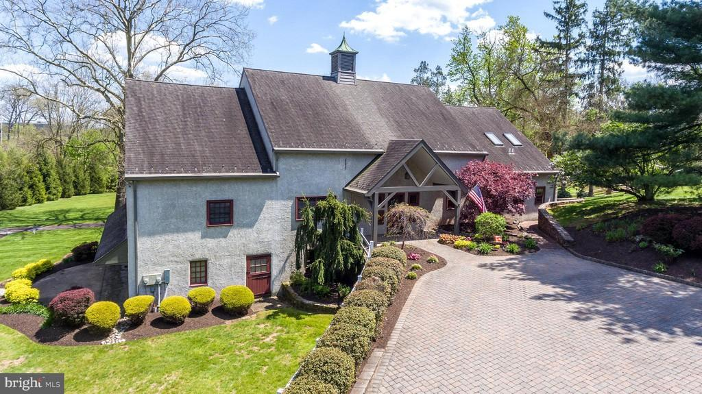 Malvern Bank House of the Week: Stunning Converted Barn in Souderton