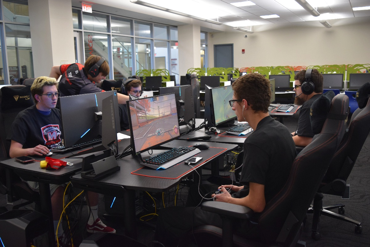 MCCC eSports Program Ready to Level Up, Adding New Teams, Games