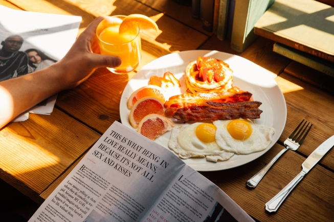 Learn Where to Get Best Breakfast in Montgomery County in New Crave Montco Issue