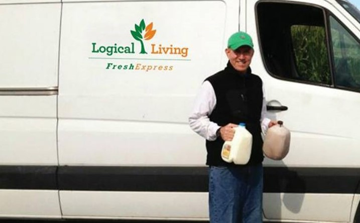 Old-Fashioned Milk Delivery Experiencing Renaissance in Philadelphia Suburbs