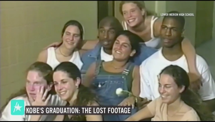 Kobe Bryant's Classmates Reflect on Never Before Seen High School Footage of Late Basketball Legend