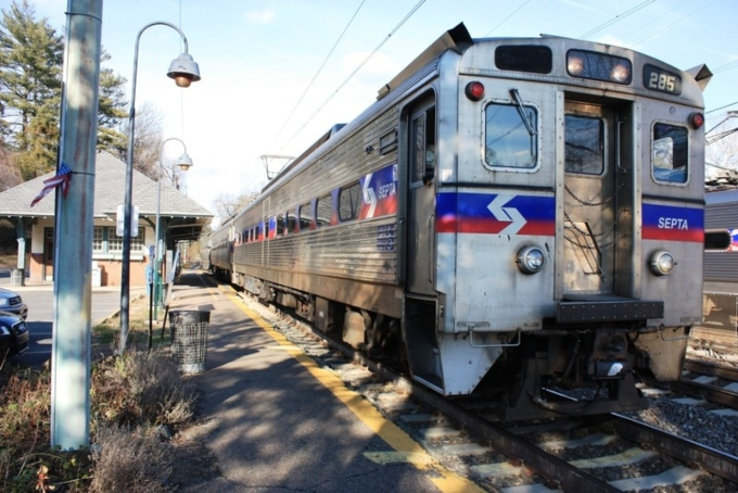 SEPTA's Regional Rails Are Back on Schedule. Just Looking for Some Riders.