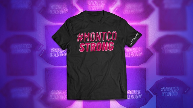 #MontCoStrong T-Shirt Fundraiser Brings In $18K For Montco Response Fund