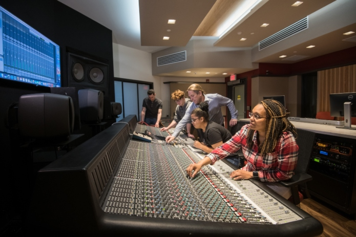 New MCCC Scholarship To 'Remove Obstacles' for Sound Recording & Music Technology Students With Disabilities