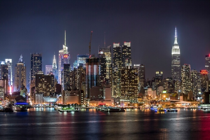 Usual Precautions Prevail When Traveling to New York City for Business or Pleasure