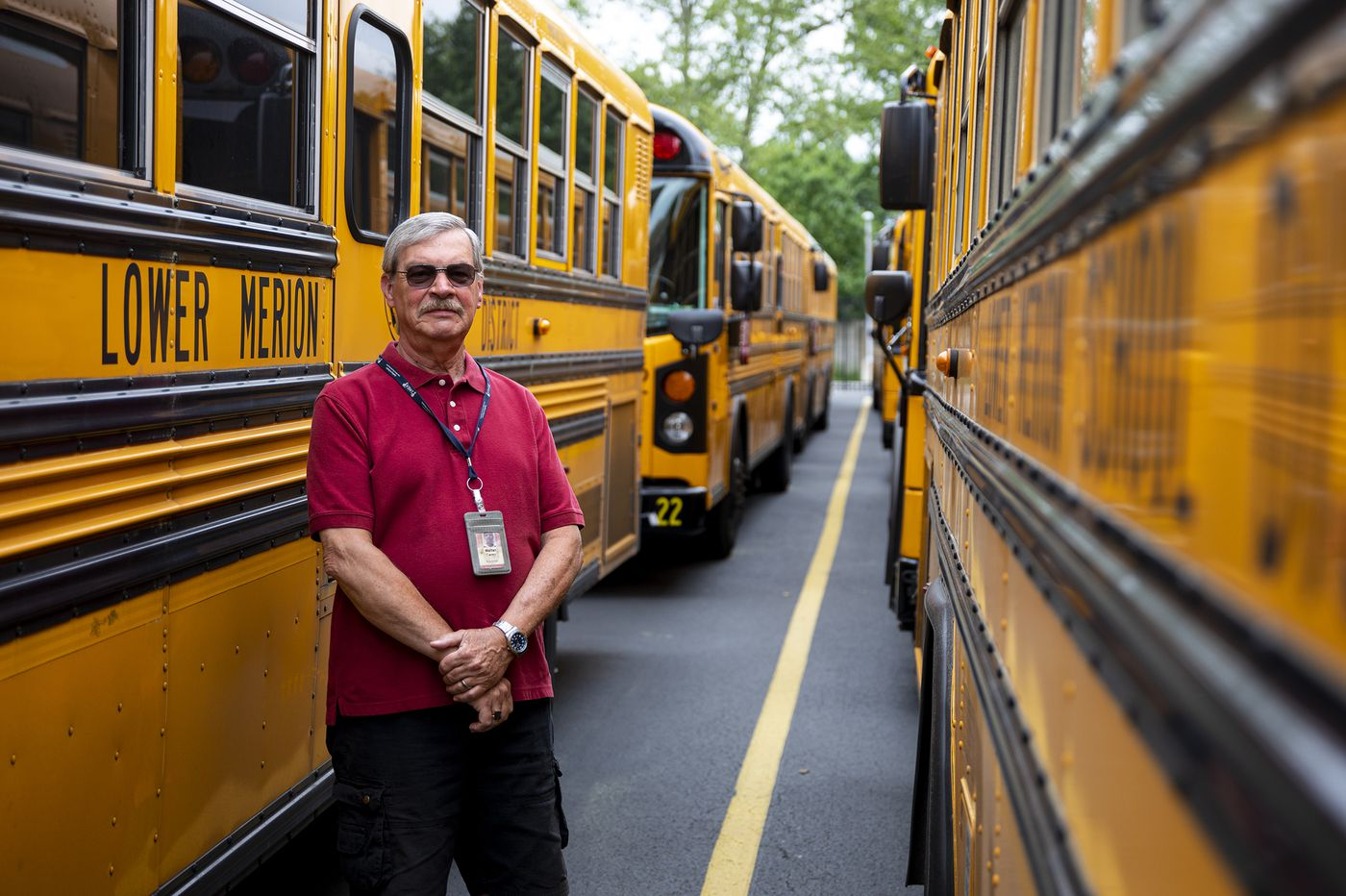 Pandemic Robs Retiring Lower Merion Bus Driver of Chance to Say Proper Goodbye