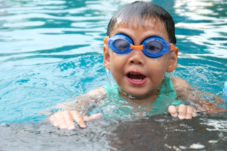 In a Coronavirus Summer, You Can Swim in a Pool