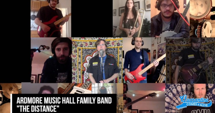 Ardmore Music Hall Family Band Calls for Support of National Independent Venue Association During Global Virtual Music Festival