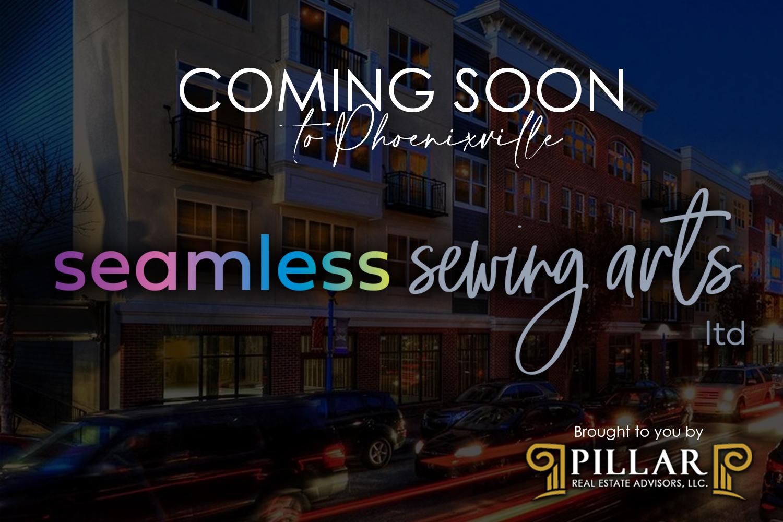 Fabric Retailer the Latest Addition to Phoenixville's Bridge Street, Courtesy of Pillar Real Estate Advisors