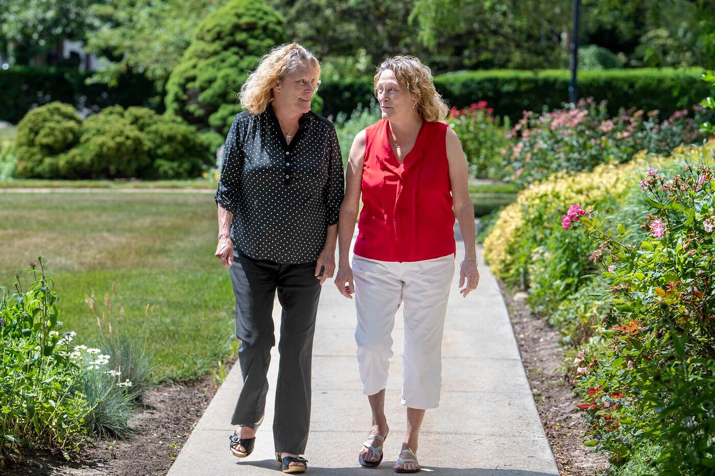 After Graduating Together and Working at Abington Hospital Jefferson Health Their Entire Careers, Identical Twin Sister Ready to Retire Together
