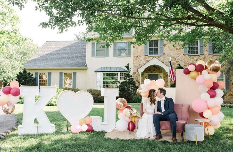 New York Times: Norristown's Clover Event Company Joining Forces to Help Salvage Wedding Season