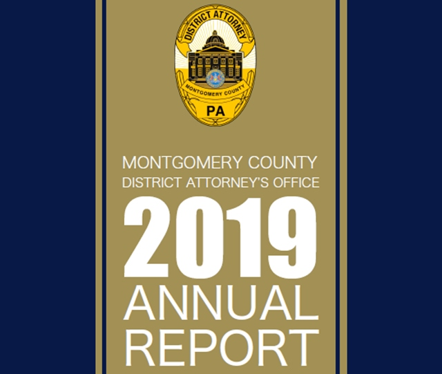 Montgomery County District Attorney Releases 2019 Annual Report