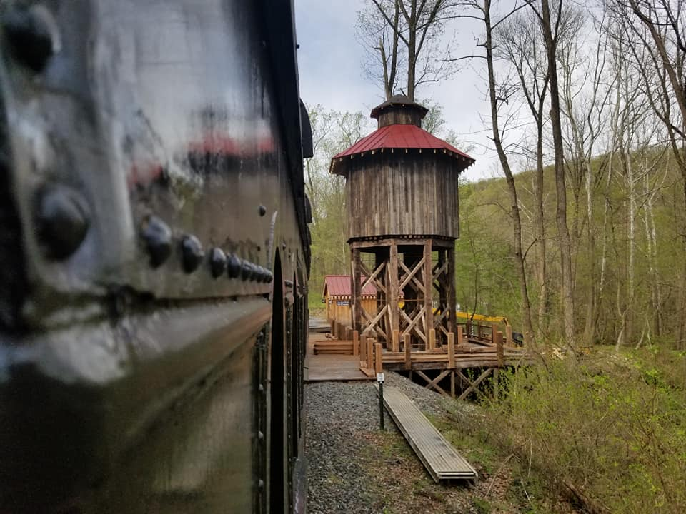 Help Colebrookdale Railroad Reach Top Spot on USA Today's Top 10 List for Scenic Railroads in America