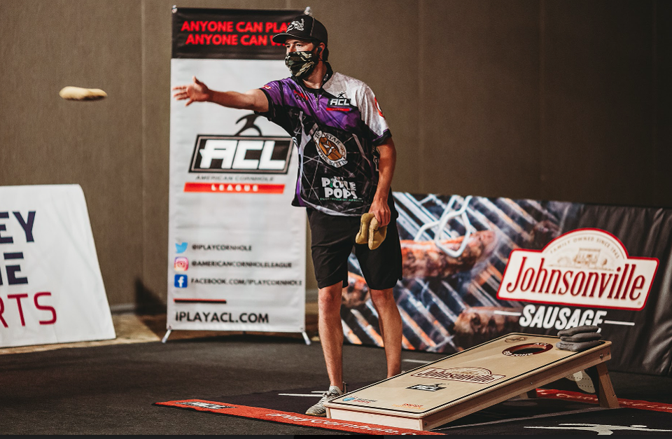 At American Cornhole League Championships in OAKS, ESPN Will Be There, Spectators Won't