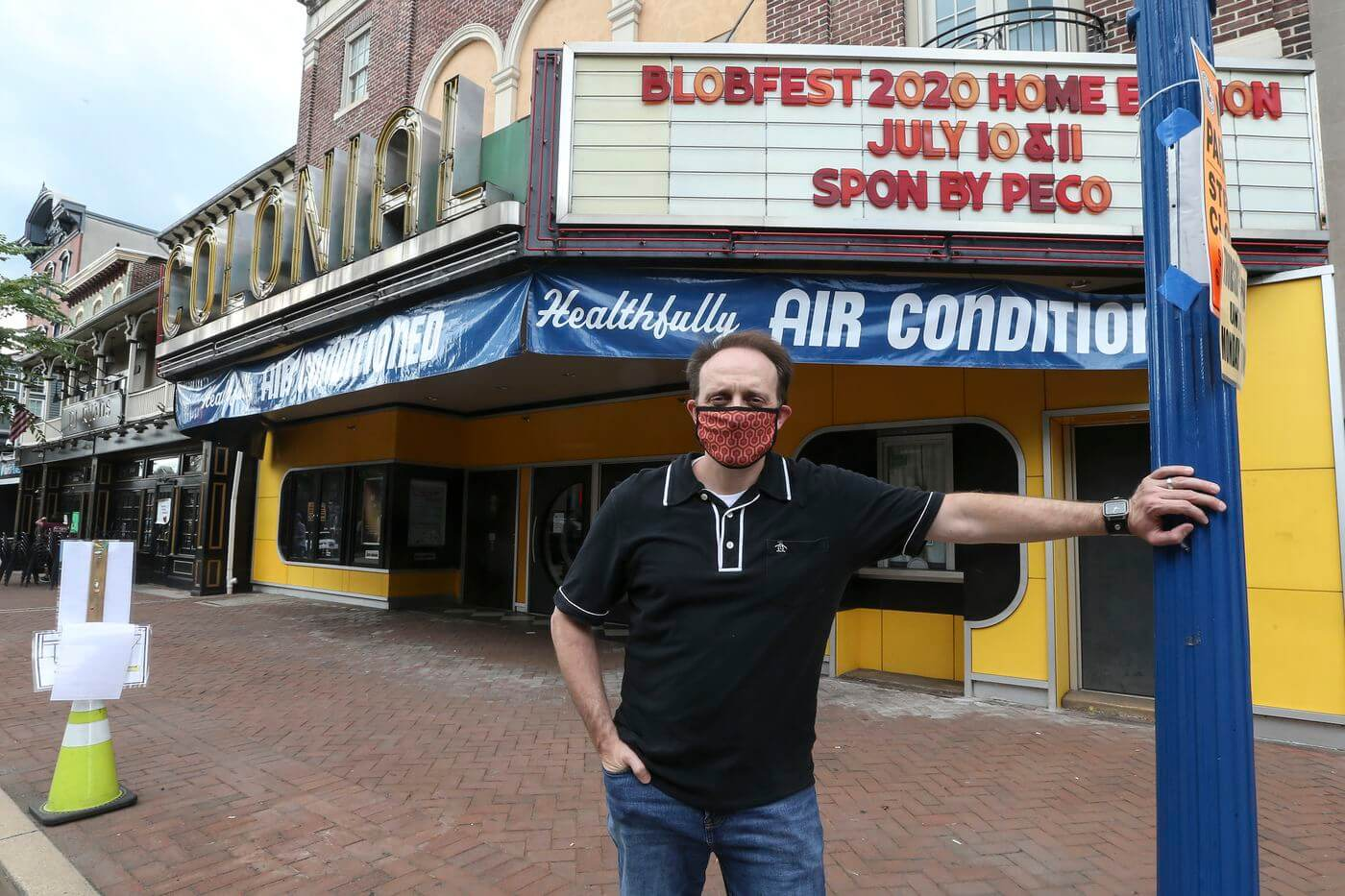 Colonial Theatre, Water Tower Cinema Open with New Set of Safety Measures