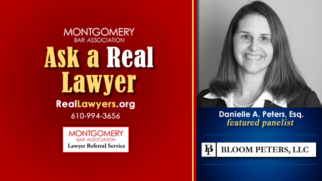 MONTCO Bar Association: Ask a Real Lawyer