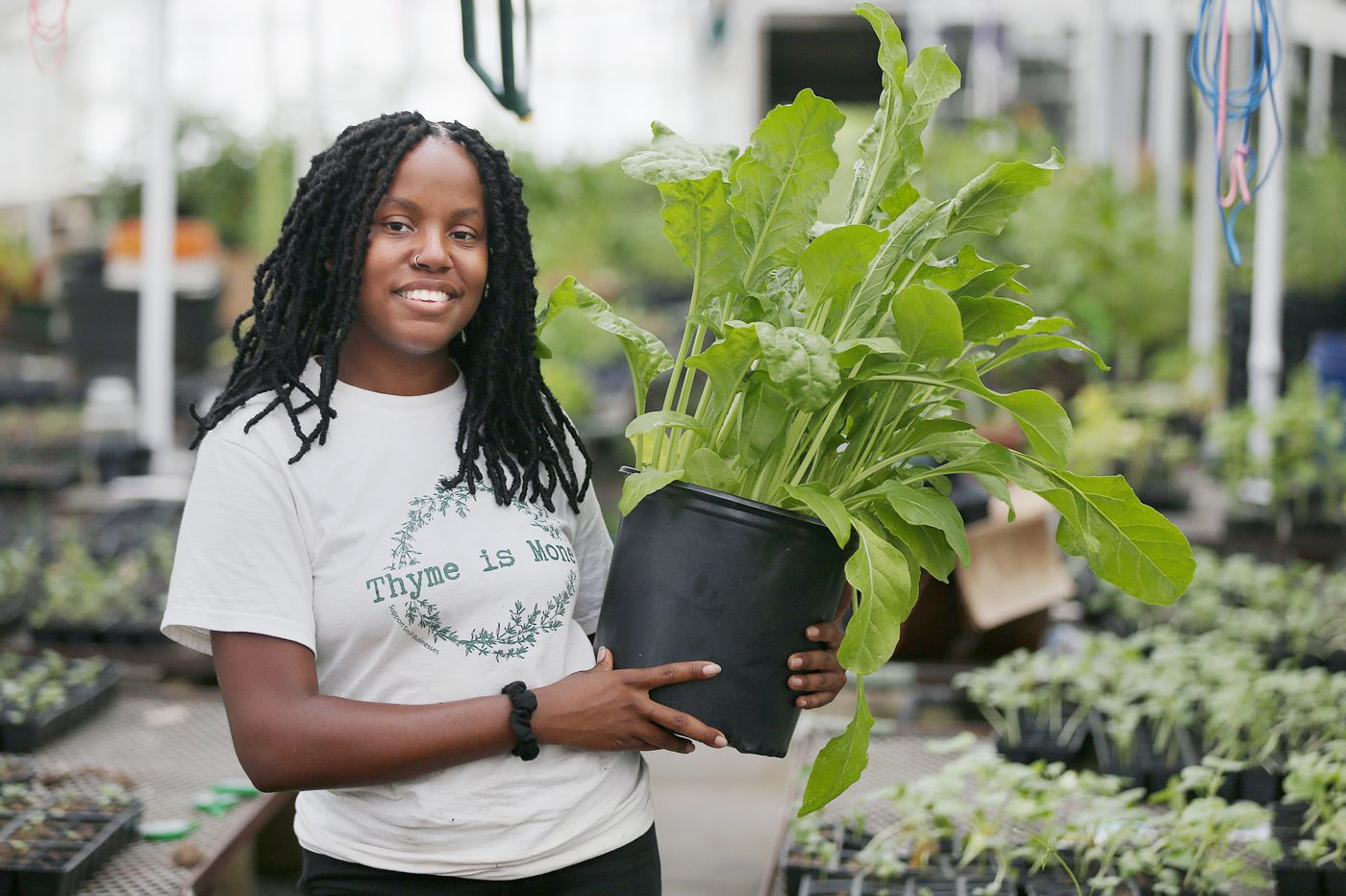 Inspired by Caribbean Farmers, Local Woman Creates FarmerJawn CSA in Elkins Park