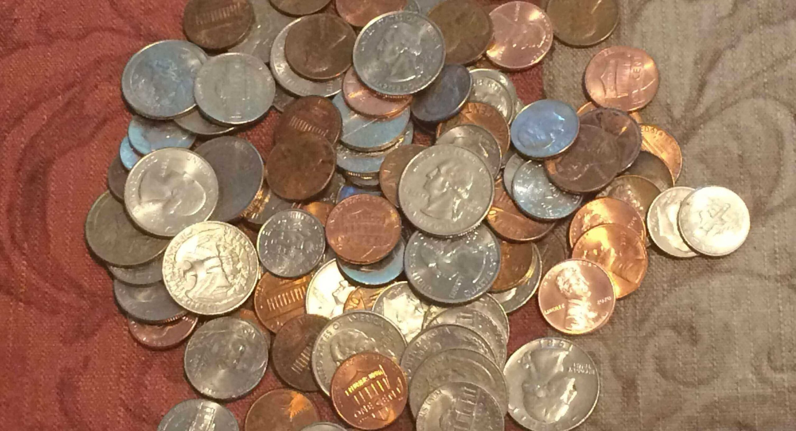 'Exact Change Only'. Local Businesses Struggle With Coin Shortage