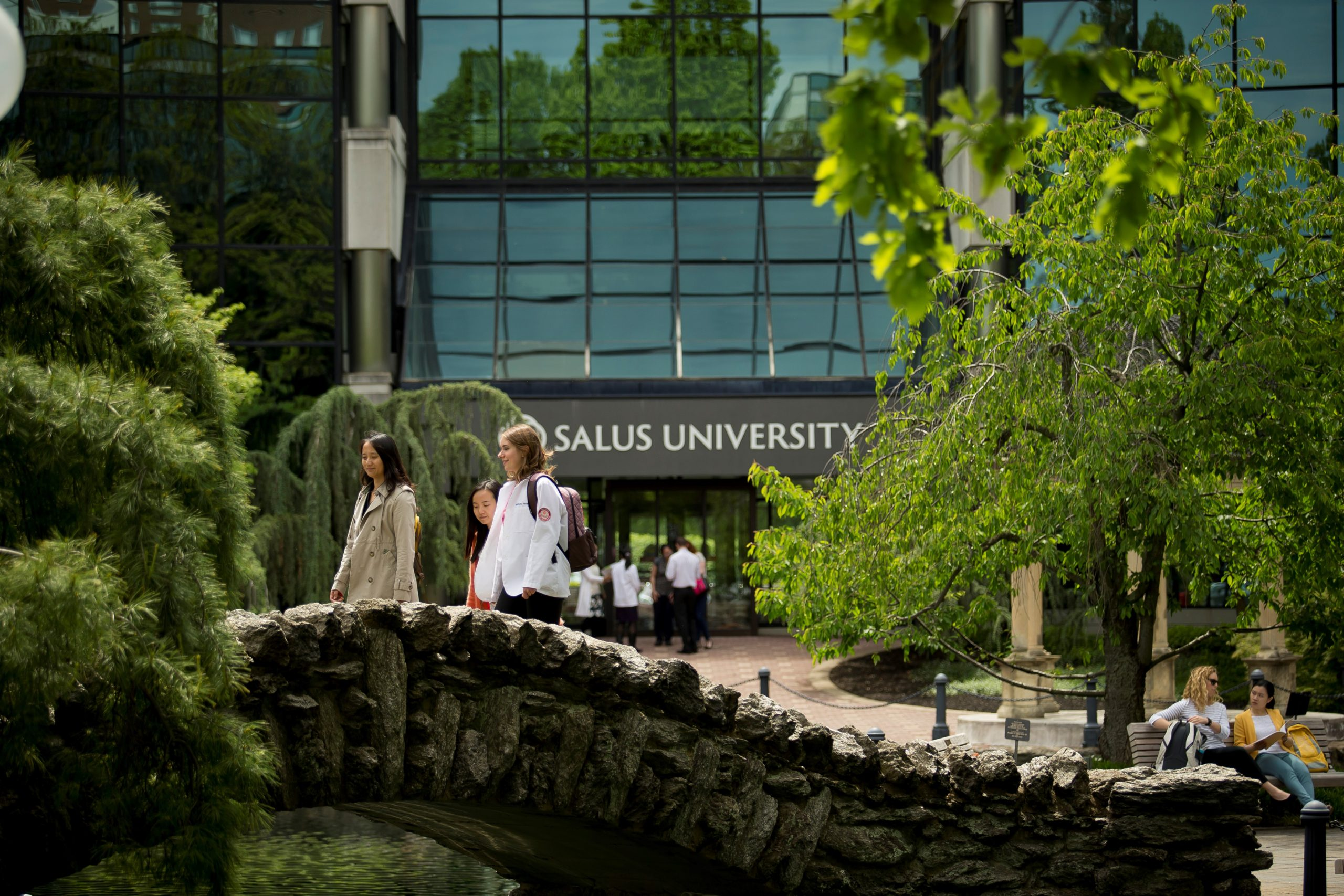Salus University Sets Safety Strategy, Ready to Resume On-Campus Operations