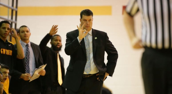 """For the Head Basketball Coach at Gwynedd Mercy University, Recruiting Is Based on """"Forever Commitment"""""""