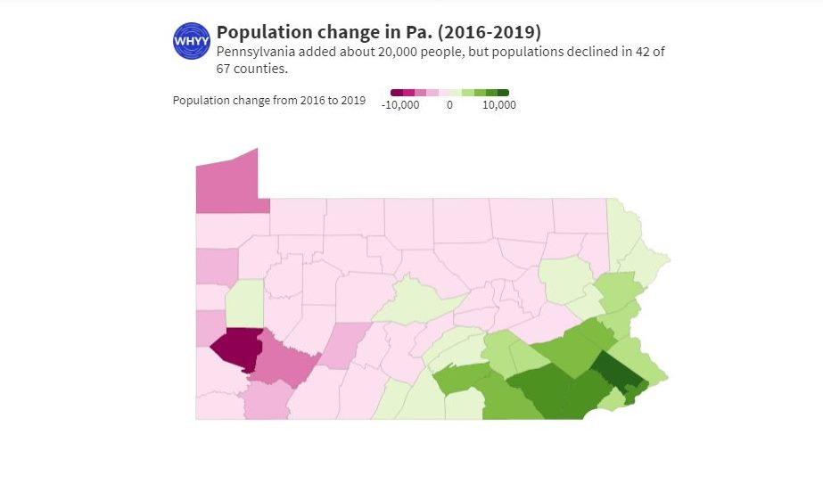 Growing Diversity in Pennsylvania Means Trump Has to Make Gains in 'Suburban Philadelphia' to Win the State