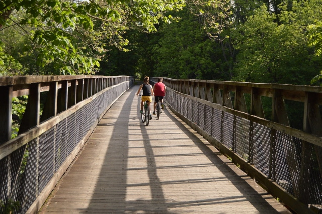 Philadelphia Magazine: Two Montco Trails Among 19 Must Try Bike Trails in Philadelphia Area