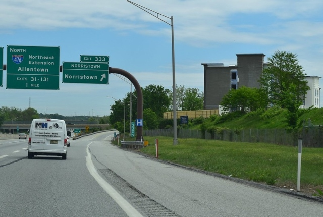 Plymouth Meeting Exit - PA Turnpike - MONTCO.Today