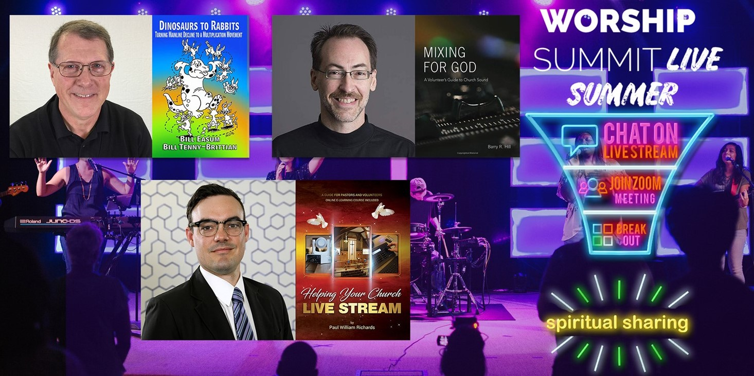 Downingtown-Based PTZOptics to Once Again Host Full Day of Virtual Church Production Education