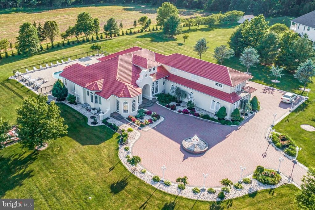 Malvern Bank House of the Week: One-Of-A-Kind Mediterranean-Style Mansion in Lansdale