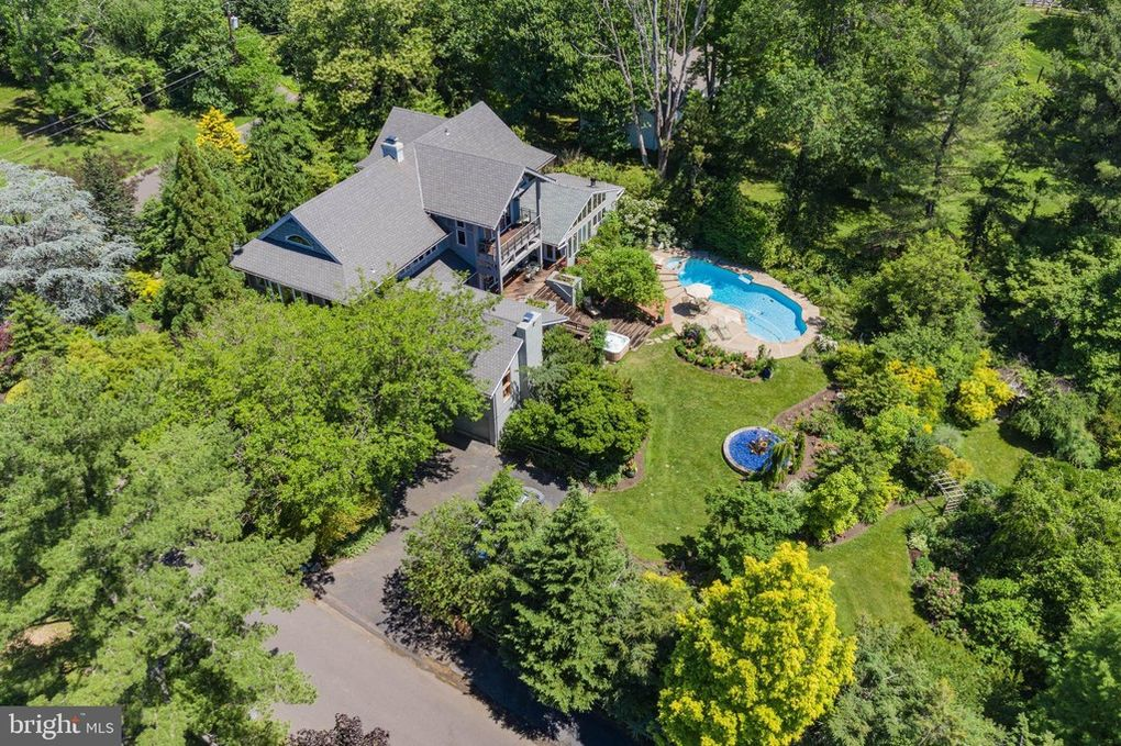 Malvern Bank House of the Week: Private Oasis in Jenkintown
