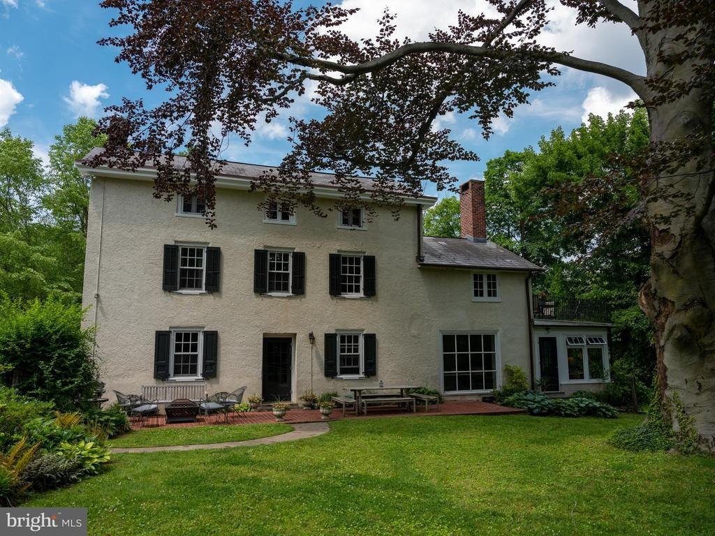 Malvern Bank House of the Week: Beautiful, Fully Renovated Colonial Home in Wyncote