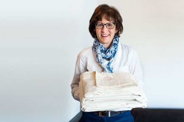 Family-Owned Linen Company Based in Wyncote Enjoys Massive Uptick in Sales