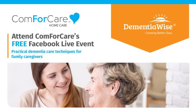 Event: Free Dementia Care Techniques Hosted by ComForCare