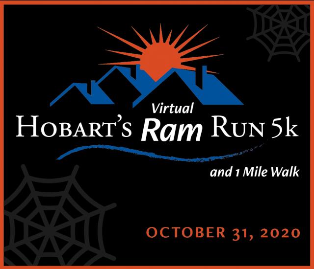 Calling all Ghouls and Goblins: Hobart's Ram Run 5k to Help Pottstown!